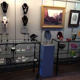 Jewelry, Pottery, Paintings and More
