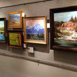 Jim Woodward Paintings