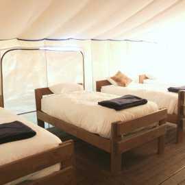Grand 6-Person Family Tent Interior