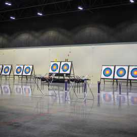 Easton indoor range