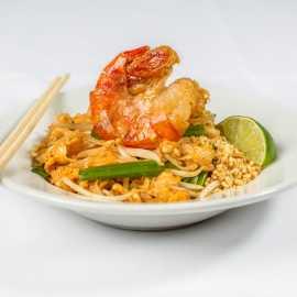 J. Wong's Pad Thai