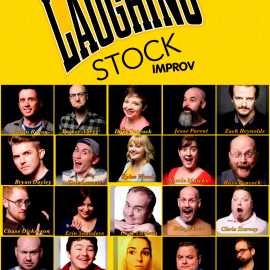 Laughing Stock Actors 2017
