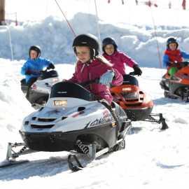Mini-snowmobiles 3