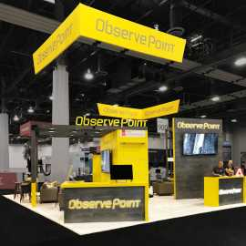 Observe Point 30x30 Booth