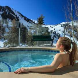 Alta's Rustler Lodge- Spa 3