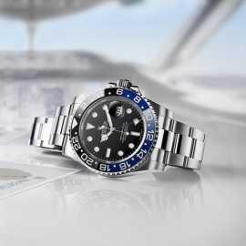 Rolex GMTII Bleu Noir