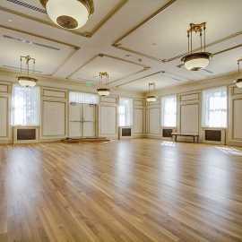 Ivory ballroom