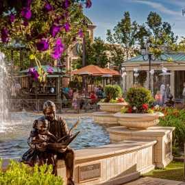 Station Park Fountain