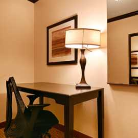 Desk in Rooms