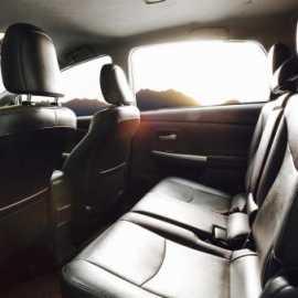 Toyota Prius Inside