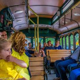 Salt Lake Trolley Experience