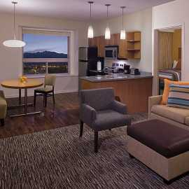Hyatt House Salt Lake City / Sandy Two Bedroom Suite