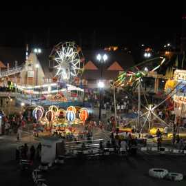 Fairpark at Night