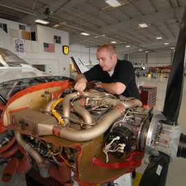 Aircraft Maintenance - Piston