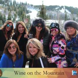 TapSnap is a Hit on the Slopes!