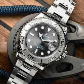 Rolex Yacht Master 904L Stainless Steel