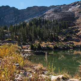 Cecret Lake, photo by Kyle Jenkins