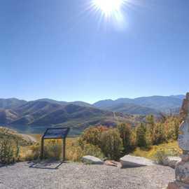 Little Mountain Summit, photo by Kyle Jenkins