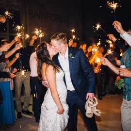 Chase Mill Wedding Reception