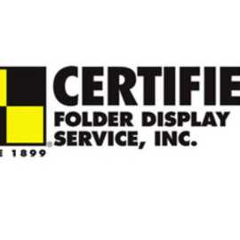 Certified Folder Display Service, INC.