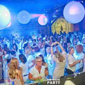 EO PRO White Party