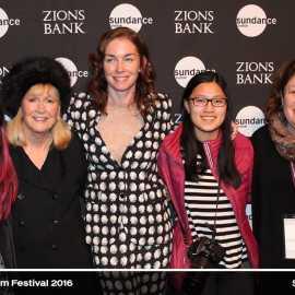 TapSnap at 2016 Sundance Movie Premier