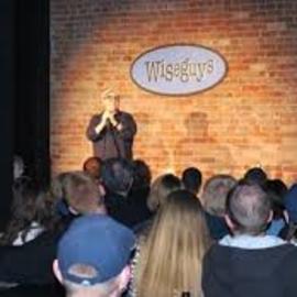 Wiseguys Live Comedy