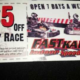 FastKart Indoor Speedway_0