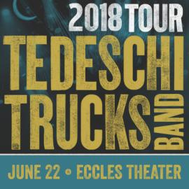 Tedeshi Trucks Band with Special Guest David Luning