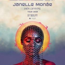 Janelle Monae @ The Complex