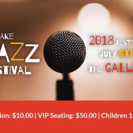 2018 Salt Lake City Jazz Festival