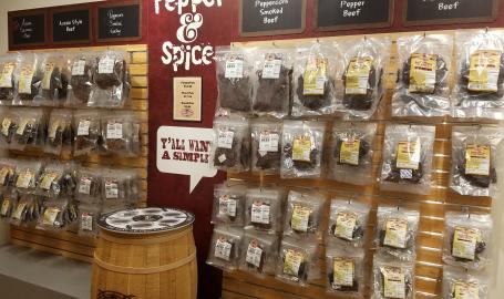 Beef Jerky Outlet 2