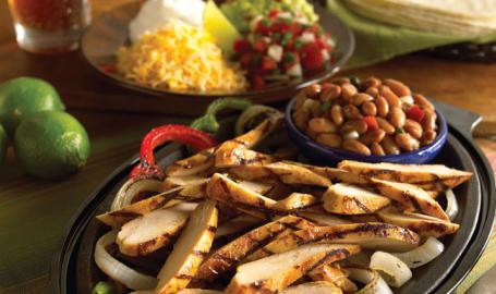 Abuelos Restaurants Merrillville Fajitas
