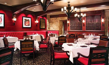 Ameristar Casino East Chicago Bugattis Restaurant