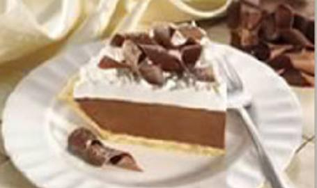Baker's Square French Silk Pie