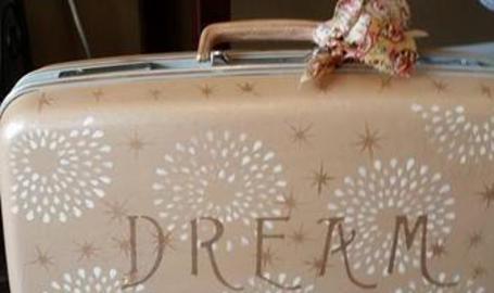 Barbara Jeans Dream Suitcase