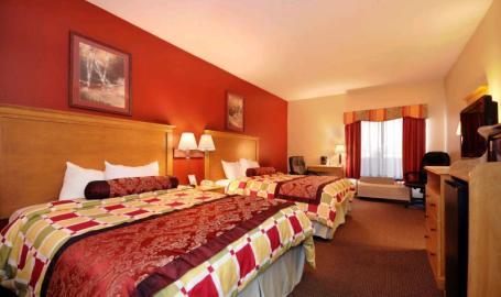 Best Western Crossroads Inn Hotel Schererville Double
