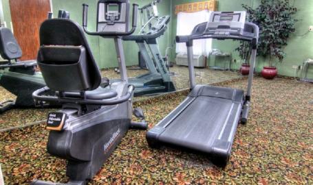 Best Western Crossroads Inn Hotel Schererville Fitness