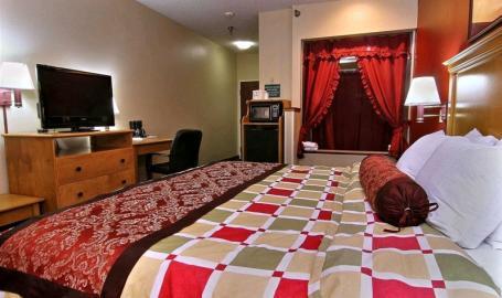 Best Western Crossroads Inn Hotel Schererville King