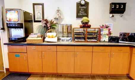 Best Western Inn & Suites Merrillville Breakfast