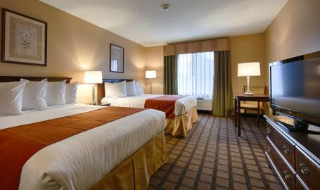 Best Western Inn & Suites Merrillville Double