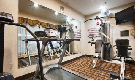 Best Western Inn & Suites Merrillville Fitness
