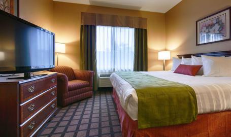 Best Western Inn & Suites Merrillville King