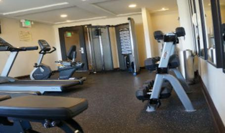 Best Western Northwest Indiana Inn Hammond Fitness Center