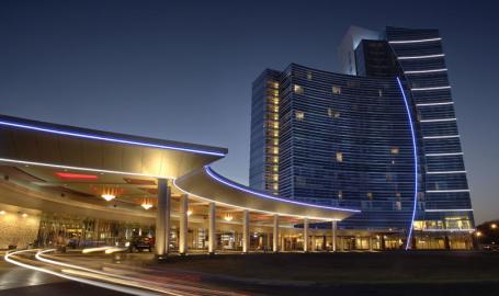 Blue Chip Casino Hotel Michigan City Exterior