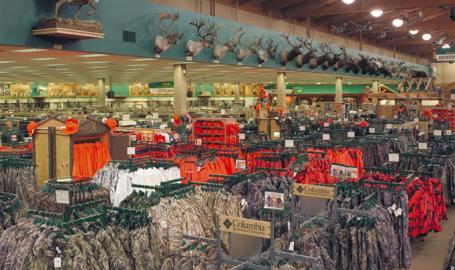 Cabelas Shopping Hammond Hunting Clothing