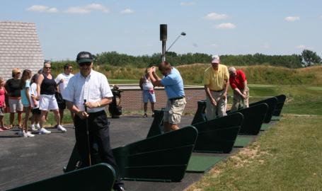 Centennial Park Outdoors Golf Munster Driving Range