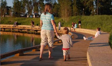 Centennial Park Outdoors Munster Walk Lake