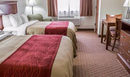 Comfort Inn Hotel Hebron double