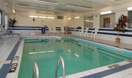 Comfort Inn Hotel Hobart Pool